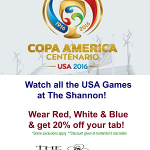 Catch COPA at The Shanon