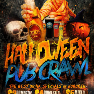 pubcrawlshalloween at The Shannon